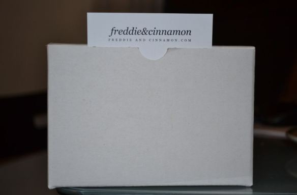Freddie and Cinnamon Online Jewellery store - ready to despatch