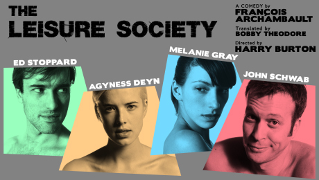 Leisure Society Agyness Deyn Ed Stoppard