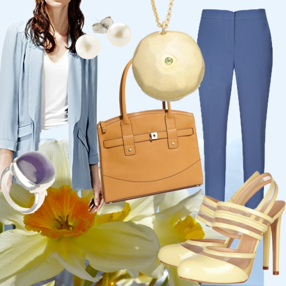 Spring in the City outfit inspiration