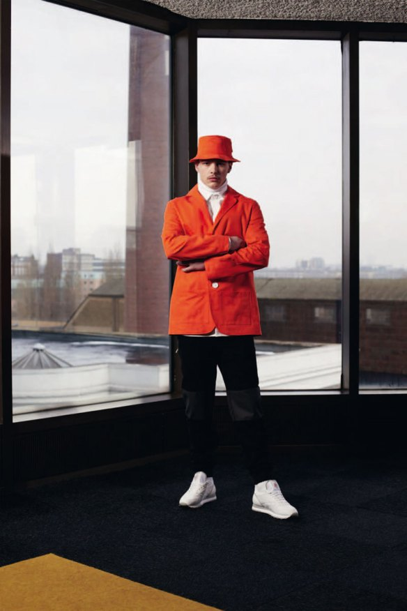 A/W 2012 William Richard Green - Hooligans Against Acid