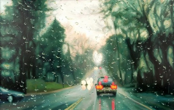 Gregory Thielker - driving thtiugh the rain-lowroad2