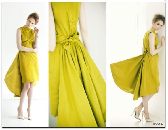 Katie_Ermilio_spring2012_mustard _dress