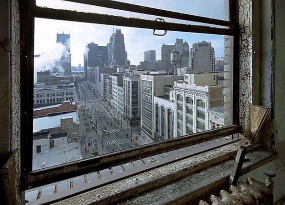 Ruins of Detroit by Ives Marchand 03