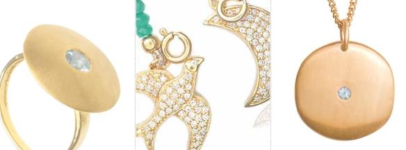 Freddie and Cinnamon Designer Jewellery UK